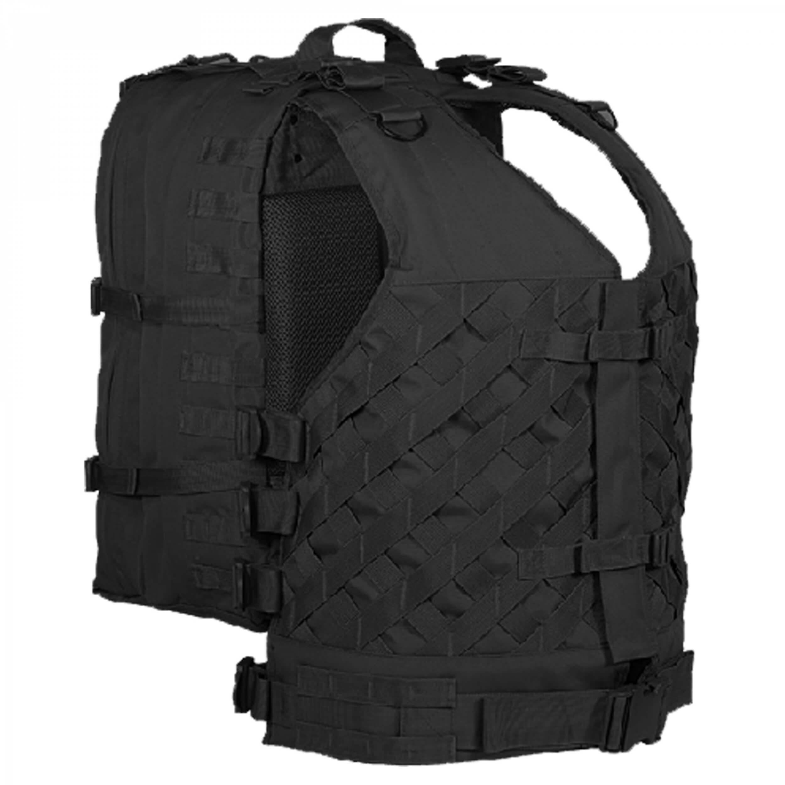 Voodoo Vanguard VestPack black