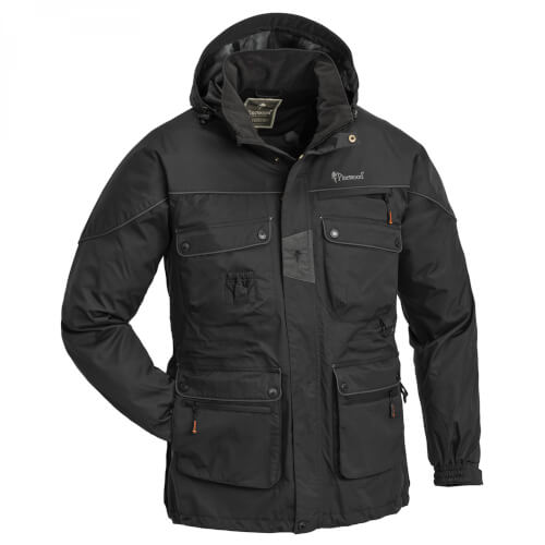 Pinewood Jacket New Dog Sports Black/D.Grey