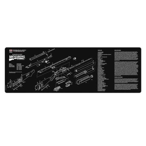 TEKMAT Mossberg Waffenreinigungsmatte 12x36 Zoll