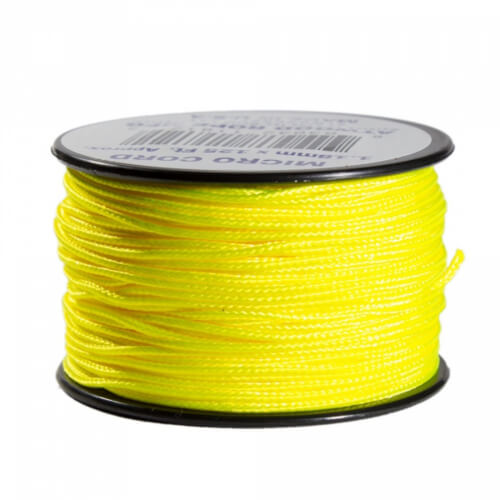 Atwood Rope MFG Micro Cord gelb
