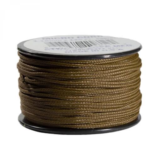 Atwood Rope MFG Micro Cord braun
