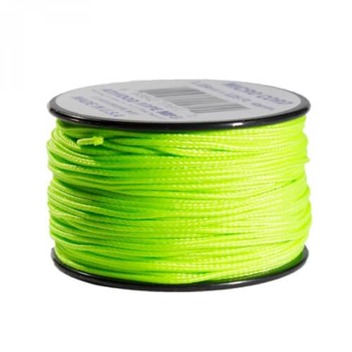 Atwood Rope MFG Micro Cord Neon Grün