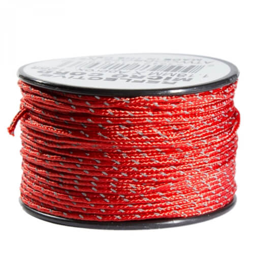 Atwood Rope MFG Micro Cord Reflective rot
