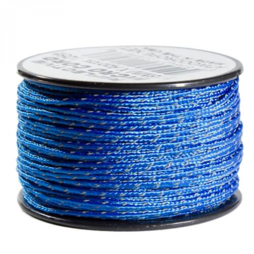 Atwood Rope MFG Micro Cord Reflective blau