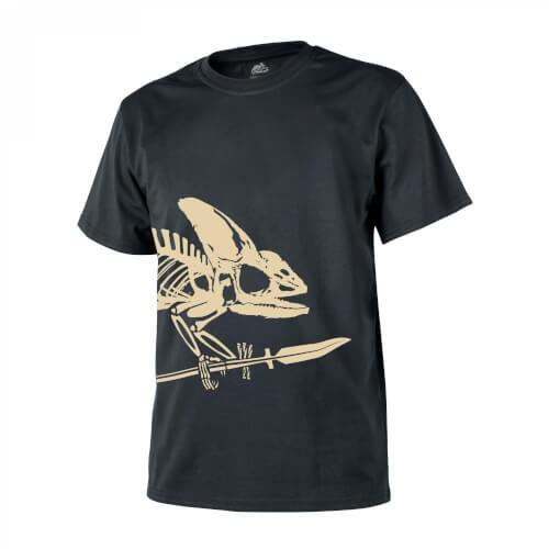 Helikon-Tex T-Shirt (Full Body Skeleton) - Black