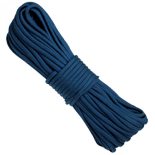 Atwood Rope MFG Blue Kevlar Paracord 7 strand core 50ft