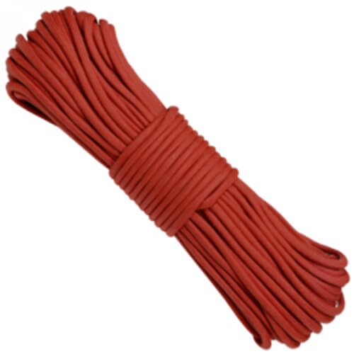 Atwood Rope MFG Kevlar Paracord 7 strand core 50ft red