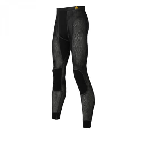 Aclima Woolnet Long Pants MAN jet black
