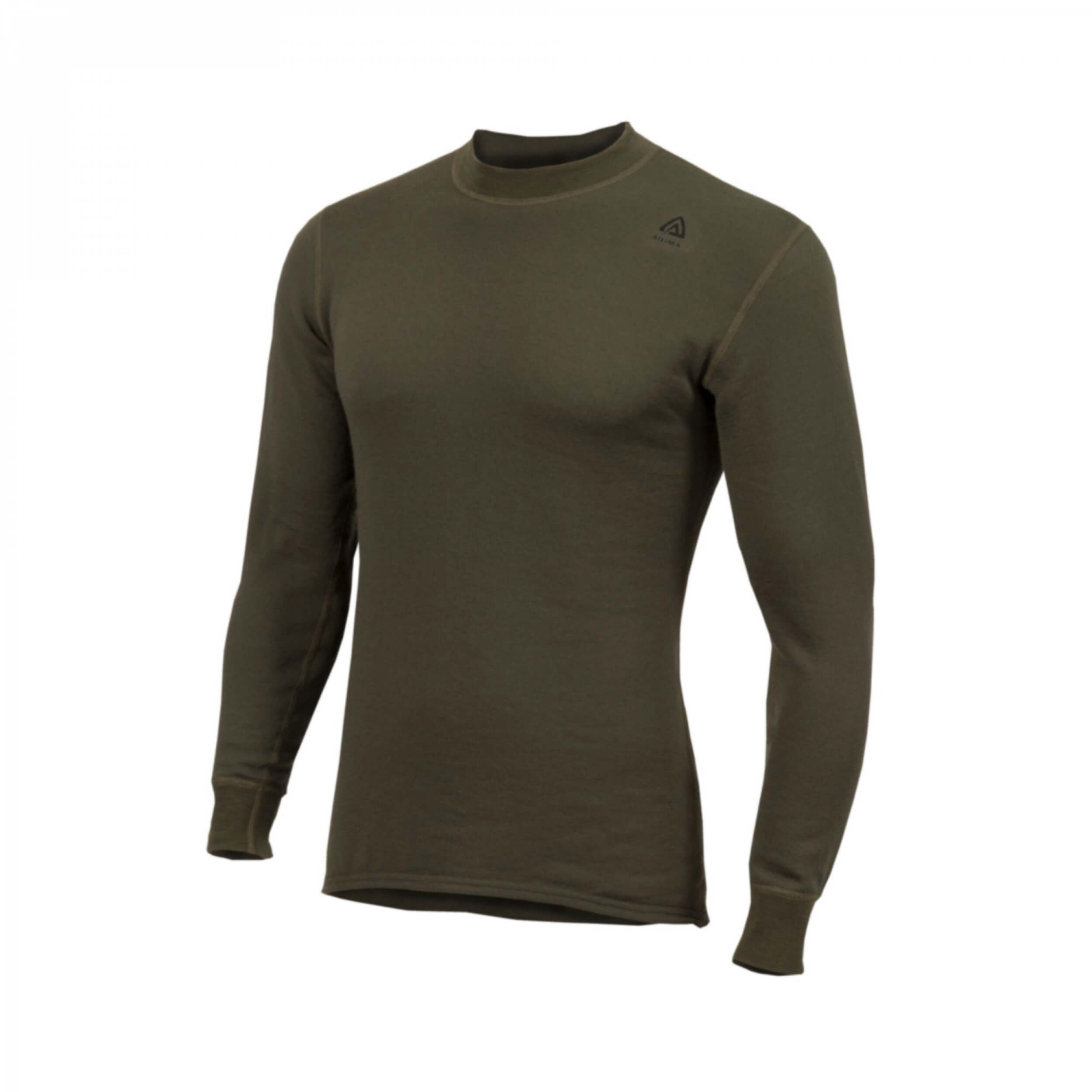 Aclima Hotwool Crew Neck olive