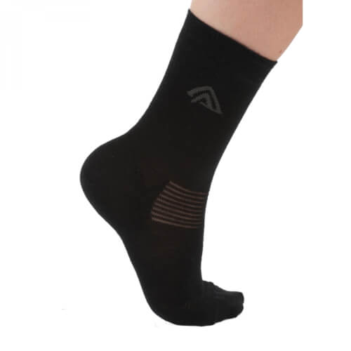 Aclima Liner Socks 1 Pair black