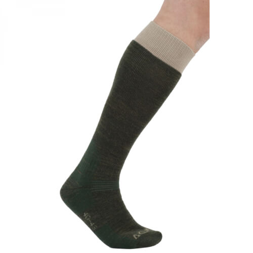 Aclima Hunting Sock 1 Paar olive