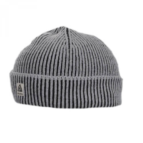 Aclima Explorer Beanie grey/black