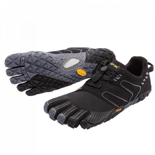 Vibram Fivefingers V-Trail Damen black/ grey