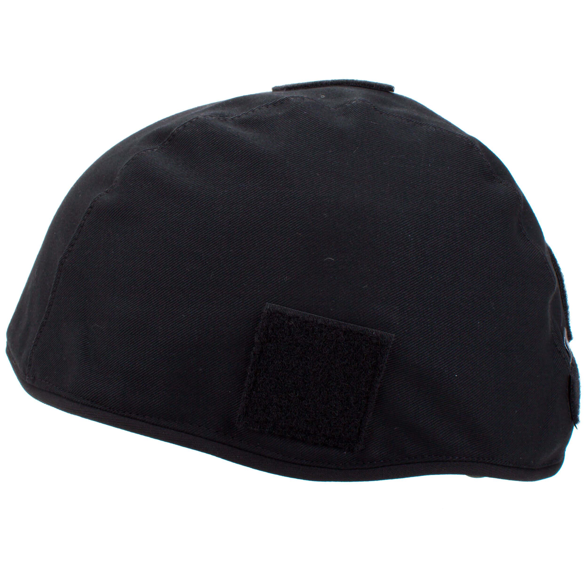 HCS Gunfighter Helmbezug schwarz