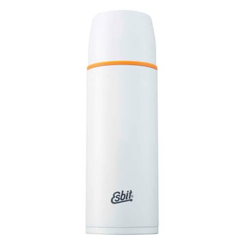 Esbit Edelstahl Isolierflasche weiß