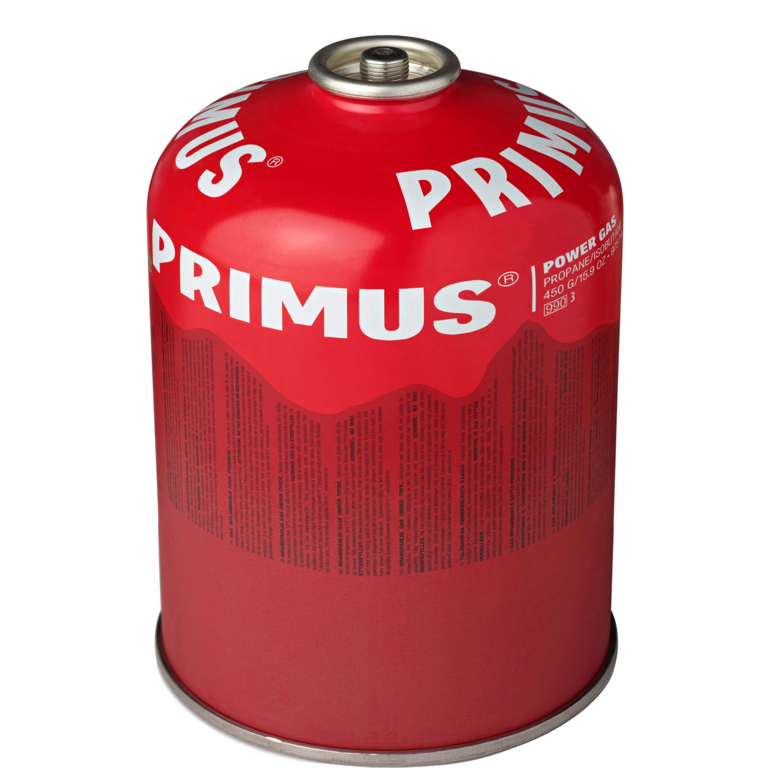 Primus Power Gas Schraubkartusche 450 g