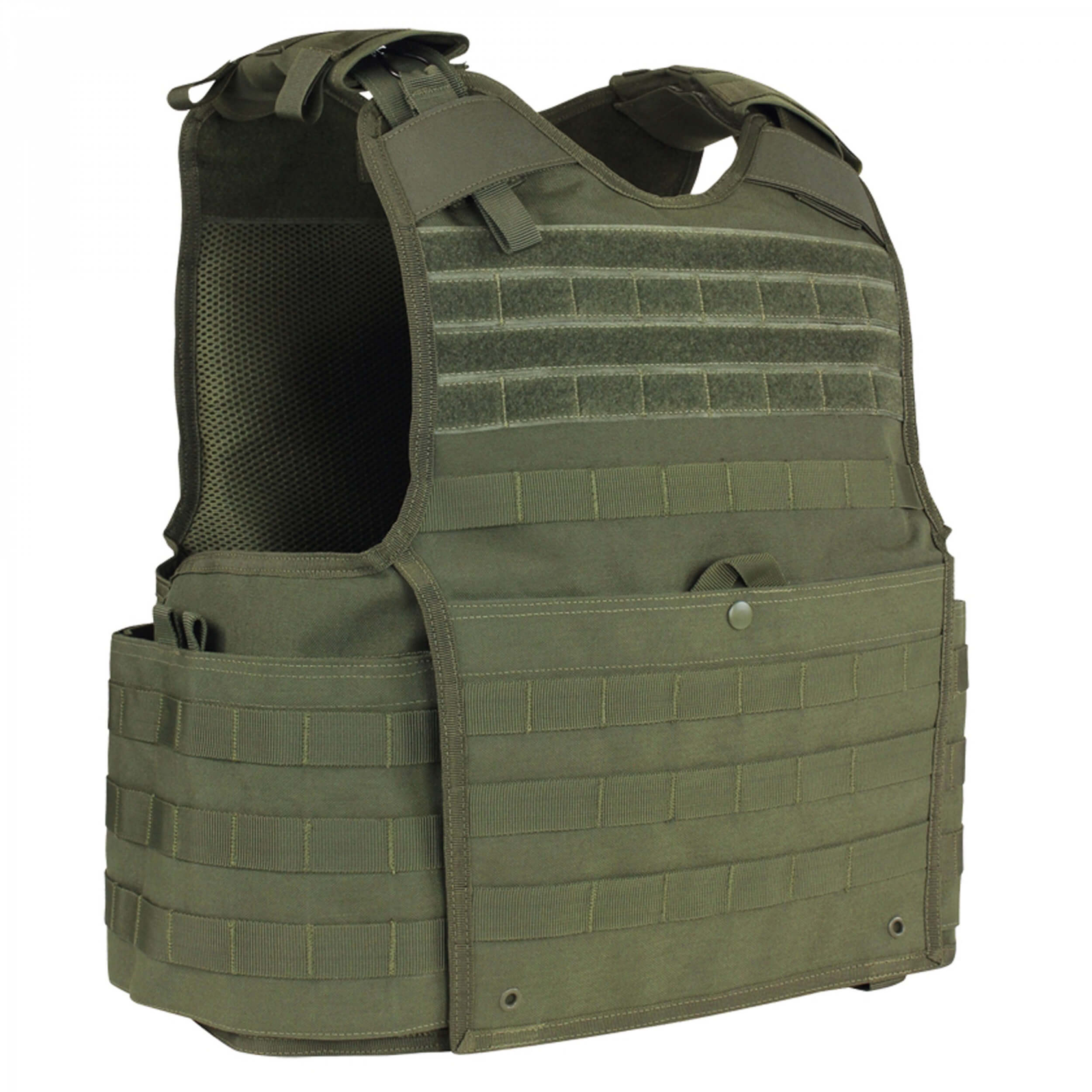 Condor Enforcer Releasable Plate Carrier oliv