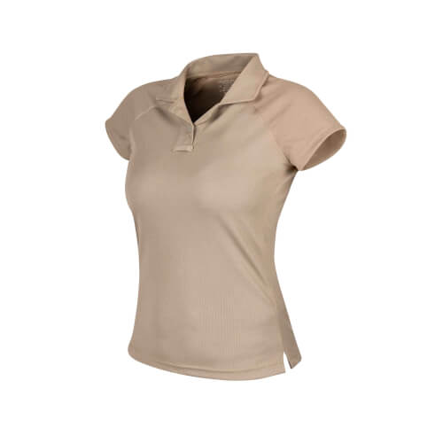 Helikon-Tex Women's UTL Polo Shirt - TopCool Lite khaki
