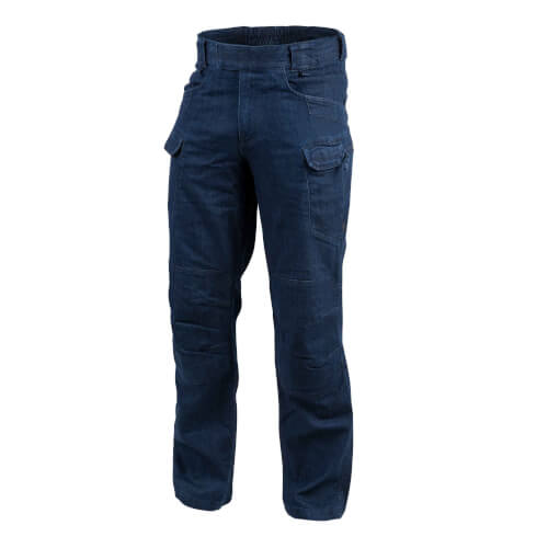 Helikon-Tex UTP (Urban Tactical Pants) - Denim Mid dark blue