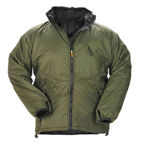 Snugpak Airpak Reversible Jacket olive/black