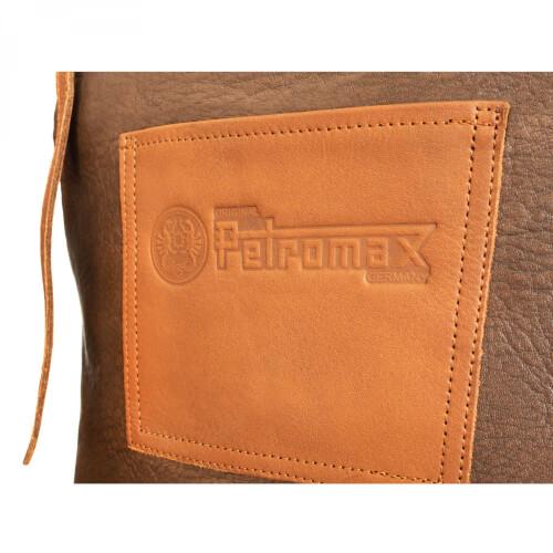 Petromax Büffelleder-Schürze mit Nackenschlaufe