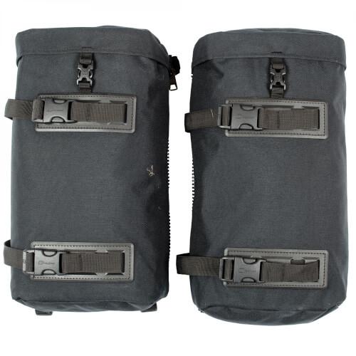 Berghaus Centurio I 30 + MMPS Seitentaschen Bundle schwarz