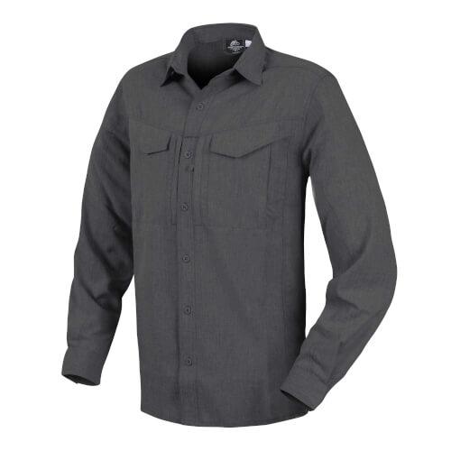 Helikon-Tex Defender Mk2 Gentleman Shirt - Melange Black/Grey