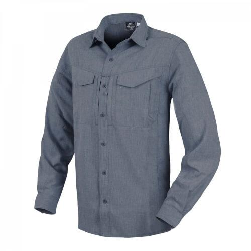 Helikon-Tex Defender Mk2 Gentleman Shirt - Melange Blue