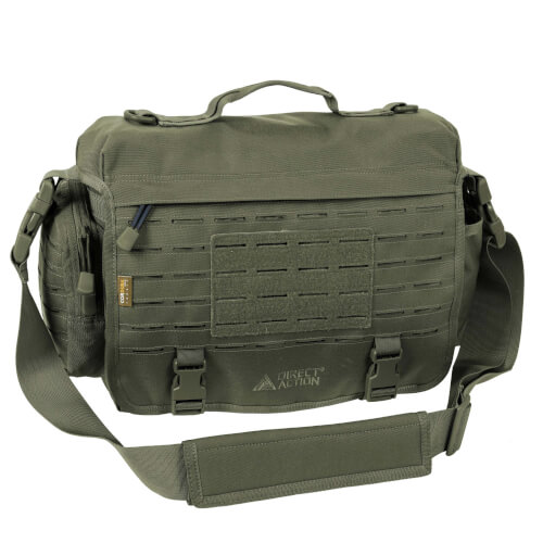 Direct Action MESSENGER BAG - MK II - Olive Green