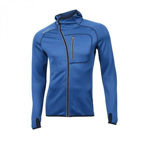 Aclima Woolshell Jacket w/hood M BlueSapph