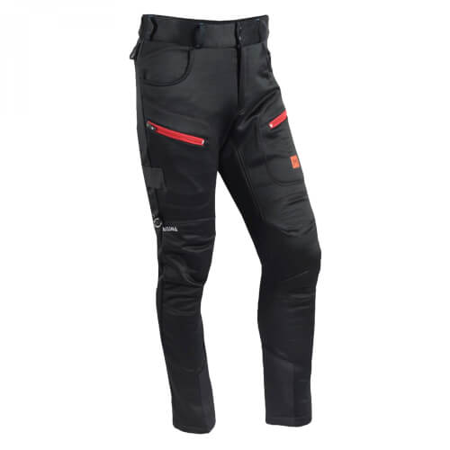 Aclima Lars Monsen Anárjohka Pants Jet Black