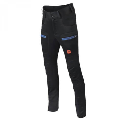 Aclima Lars Monsen Anárjohka Pants Damen Jet Black/Poinciana
