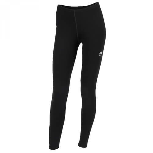 Aclima Warmwool Longs Women Jet black