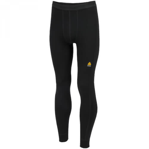 Aclima Warmwool long Man Jet Black