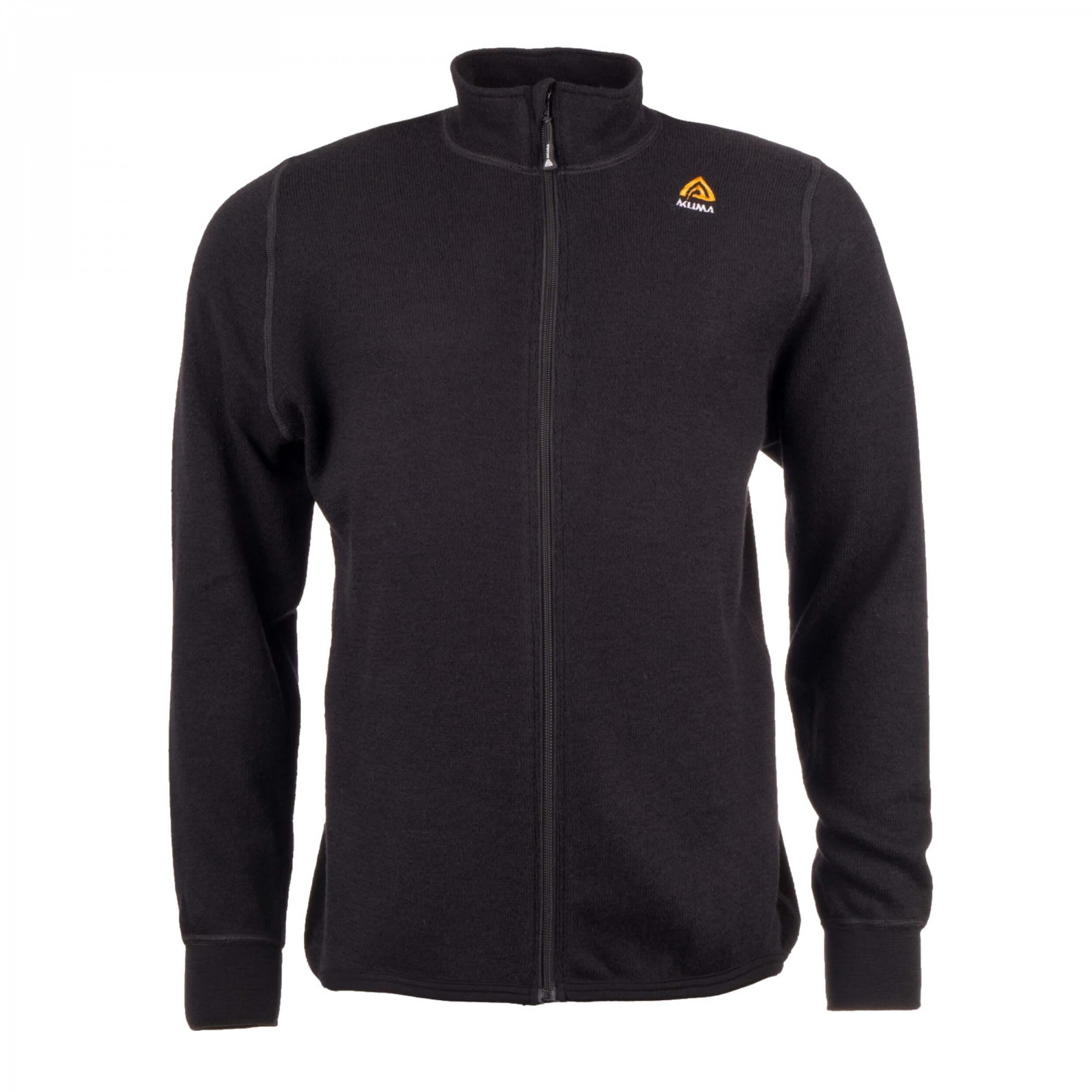 Aclima Hotwool Jacket Basic Jet Black