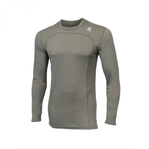 Aclima Lightwool Crewneck Man Ranger Green
