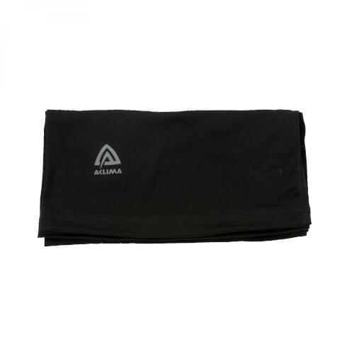 Aclima Lightwool Headover Unisex Jet Black Onesize