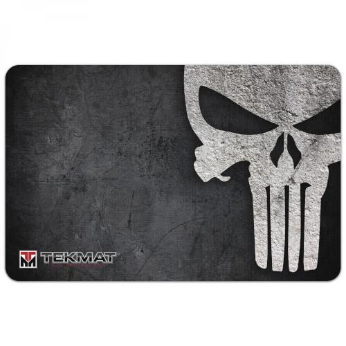 TEKMAT Punisher  Waffenreinigungsmatte 11x17 Zoll