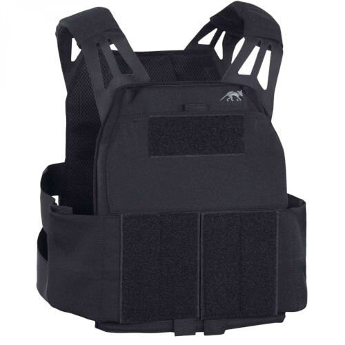 Tasmanian Tiger Plate Carrier LP Black