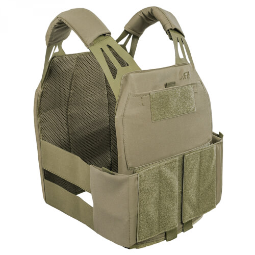 Tasmanian Tiger Plate Carrier LP Khaki