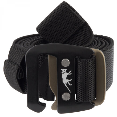Tasmanian Tiger Stretch Belt black