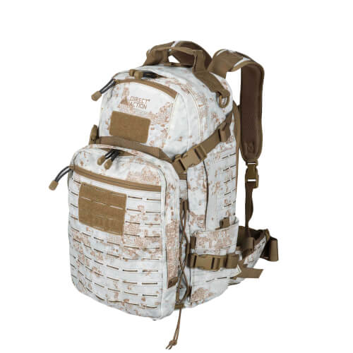 Direct Action GHOST MkII Backpack - Cordura PenCott Snowdrift