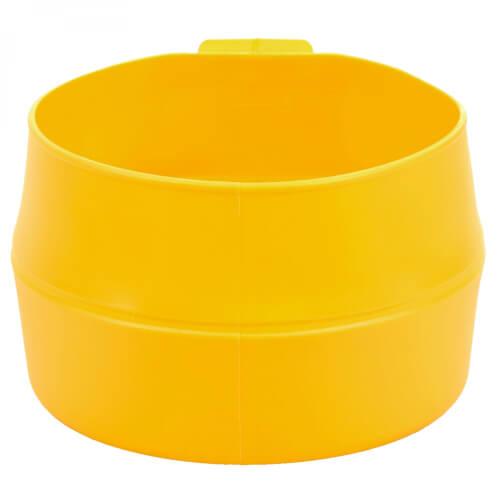 Wildo fold a cup BIG gelb