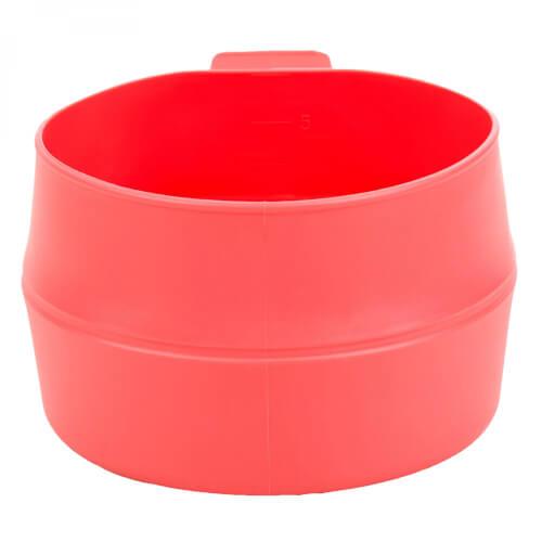 Wildo fold a cup BIG pink