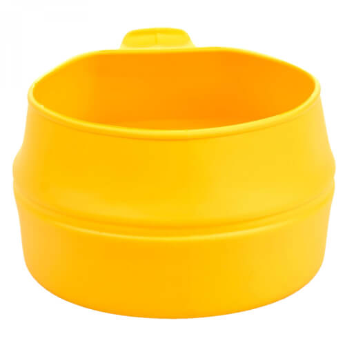 Wildo fold a cup gelb