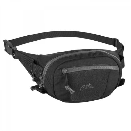 Helikon-Tex Possum Waist Pack - Cordura Black/ Shadow Grey
