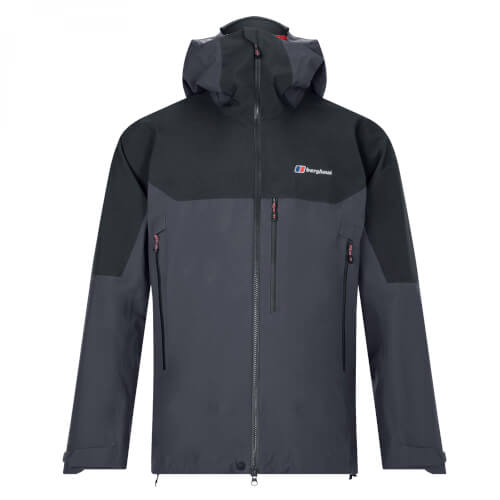 berghaus Extrem 5000 Waterproof Jacket grey
