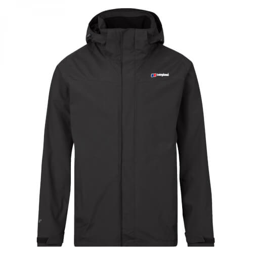berghaus Hillwalker Interactive Shell Jacket black