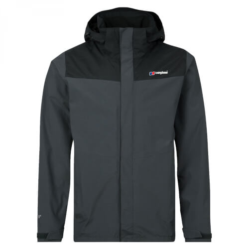 Berghaus Hillwalker Interactive Shell Jacket grey/black