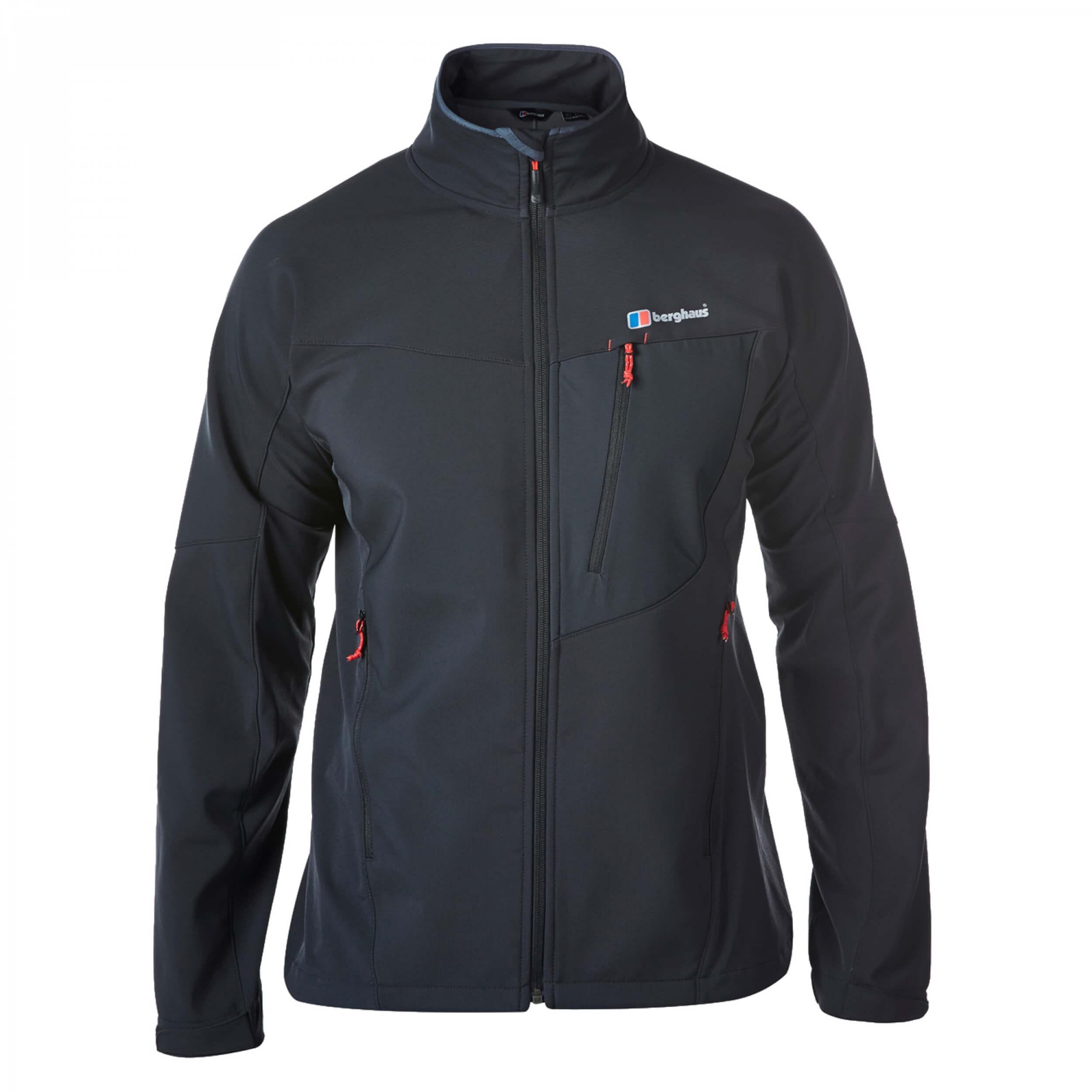 berghaus M Ghlas Softshell Jacket black
